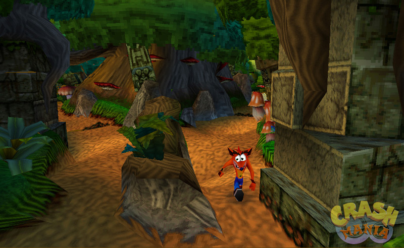 Crash Bandicoot Remastered: O que esperar? The-pits