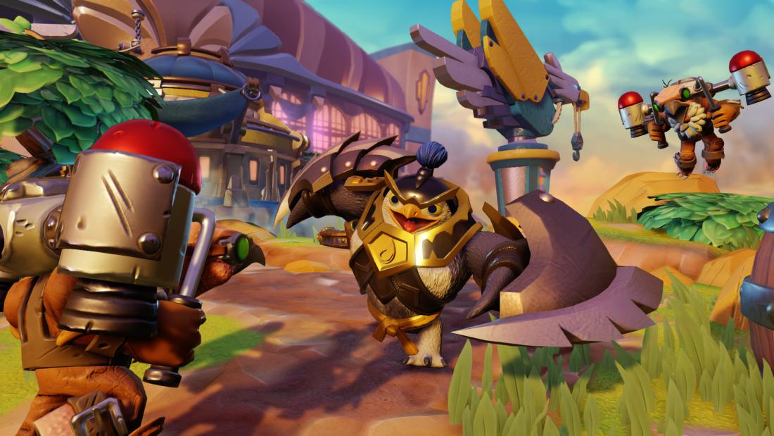 King Pen in Skylanders Imaginators.