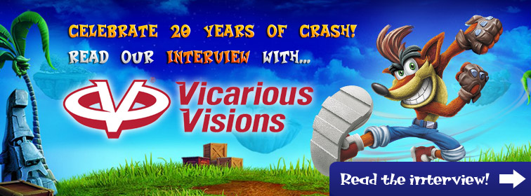 Interview with Vicarious Visions
