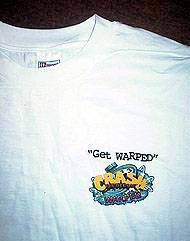 Late 1990s T-shirts