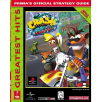 Crash Bandicoot 3 (Prima)