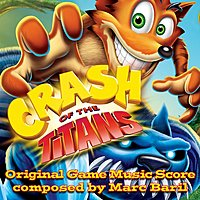 Crash of the Titans Original Game Music Score