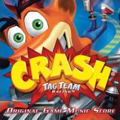 Crash Tag Team Racing Original Game Music Score