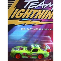 Johnny Lightning Car