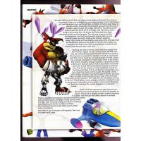 The Wrath of Cortex Interviews and Backstory