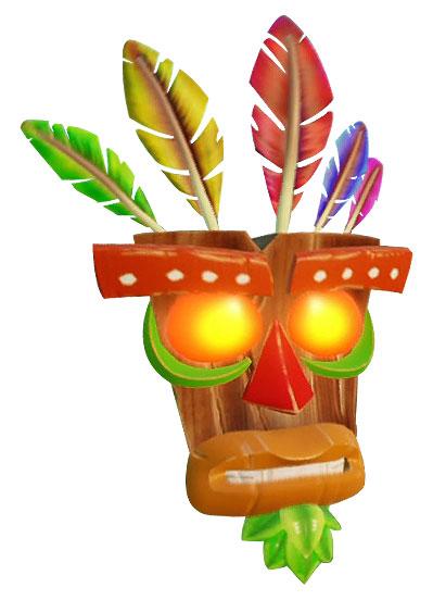 Crash Bandicoot and Aku Aku by ThatDudeThatDraws on Newgrounds