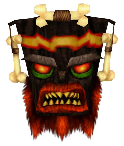 Kuvahaun tulos haulle Crash bandicoot uka uka