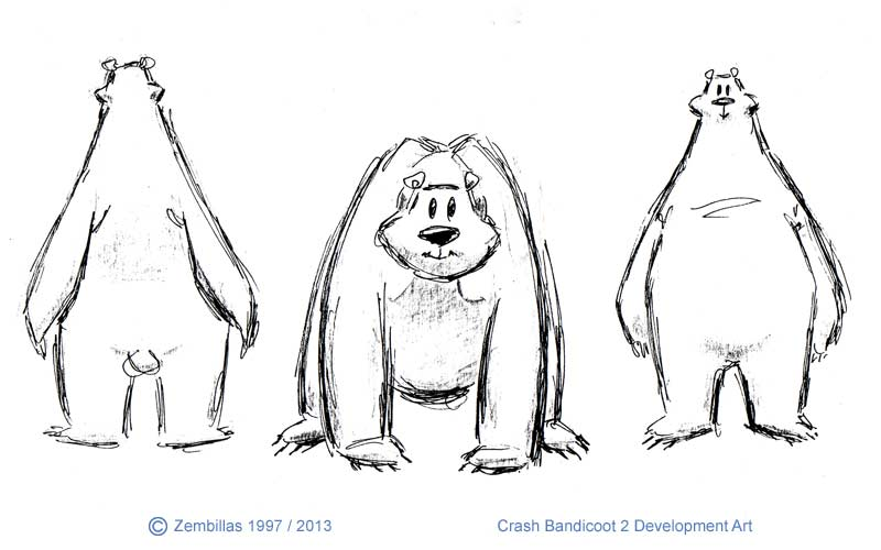 Crash Bandicoot 2 Cortex Strikes Back Charles Zembillas