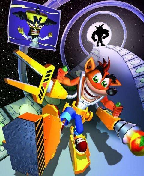 Aninimal Book: Crash Bandicoot: The Wrath of Cortex - Story | Crash Mania