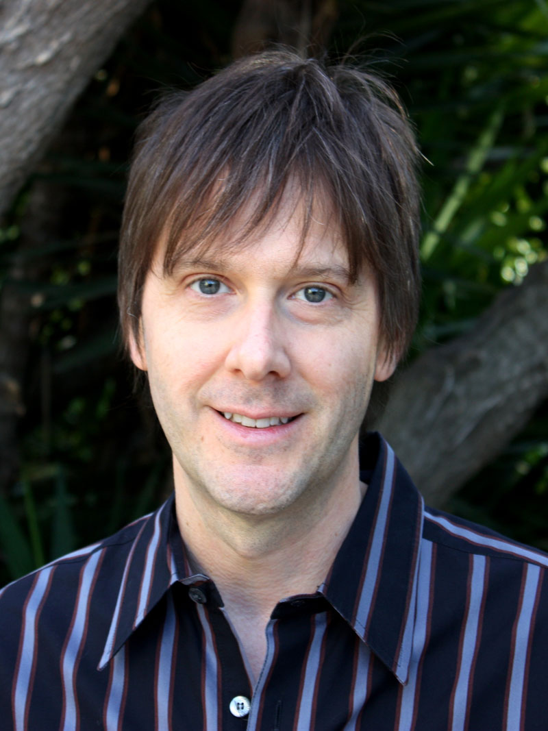 Photo of Mark Cerny