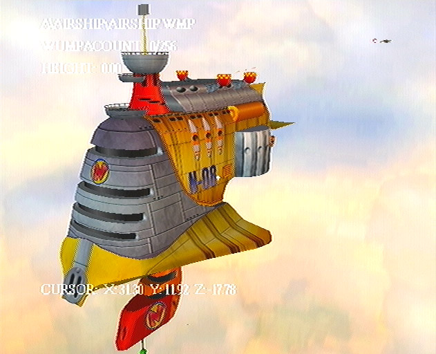 Crash Bandicoot The Wrath Of Cortex Airship Level
