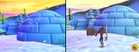 Ice Station Bandicoot - New VS Old