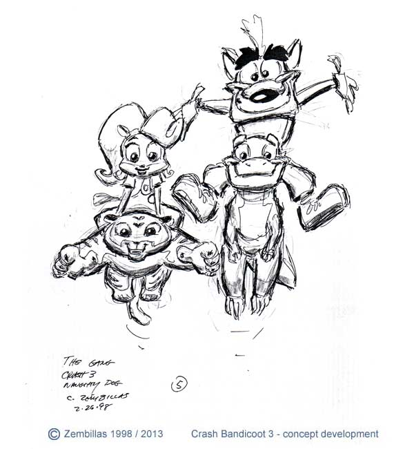 Image Result For Crachbandicoot Coloring Pages