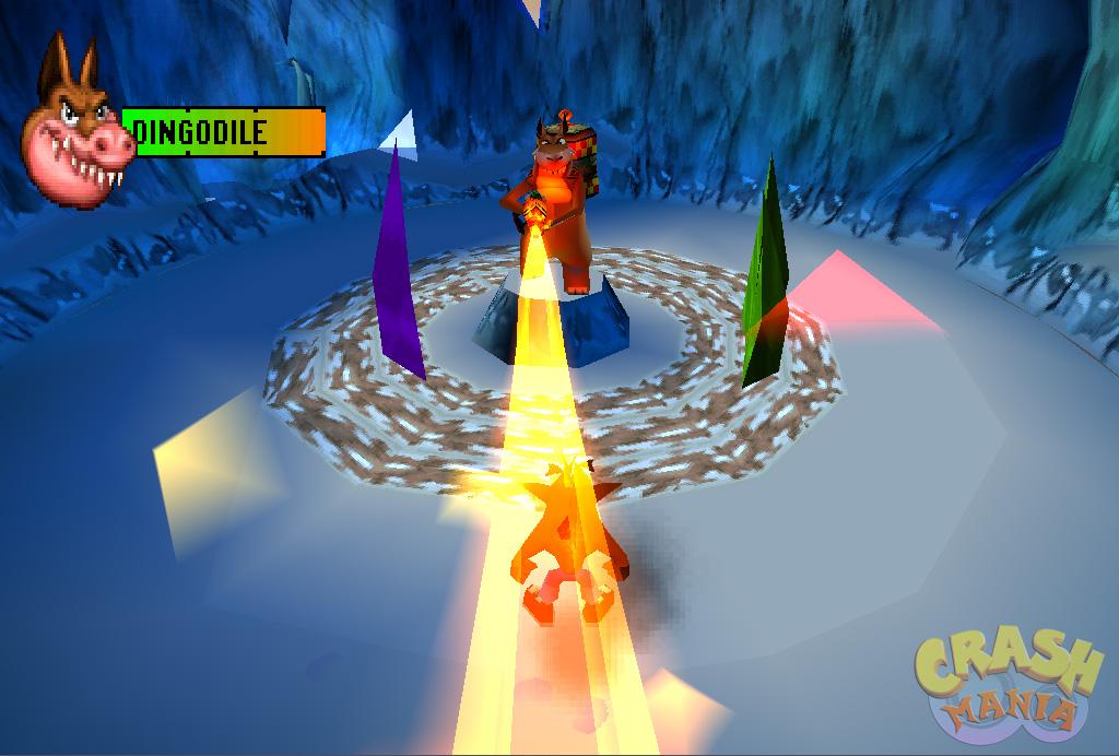 Crash Bandicoot: WARPE...