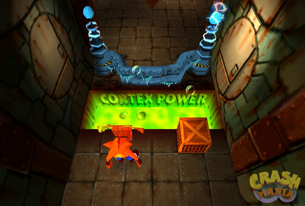 Cortex Power on Lights Out