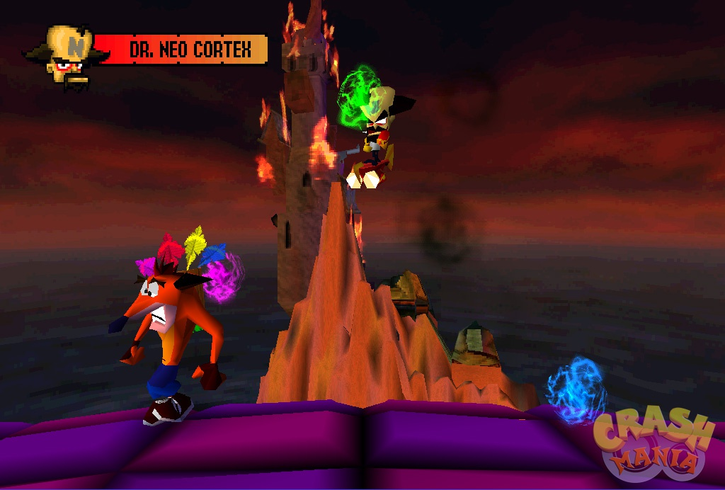 Crash Bandicoot Screenshots Crash Mania