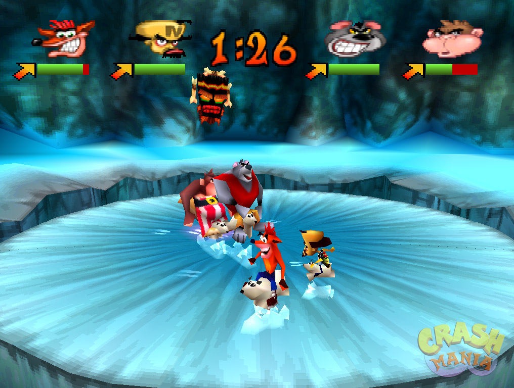 crash essy Crash tag team racing is a racing video  six returning characters from previous crash titles star in crash tag team racing  citing that it's very easy to.
