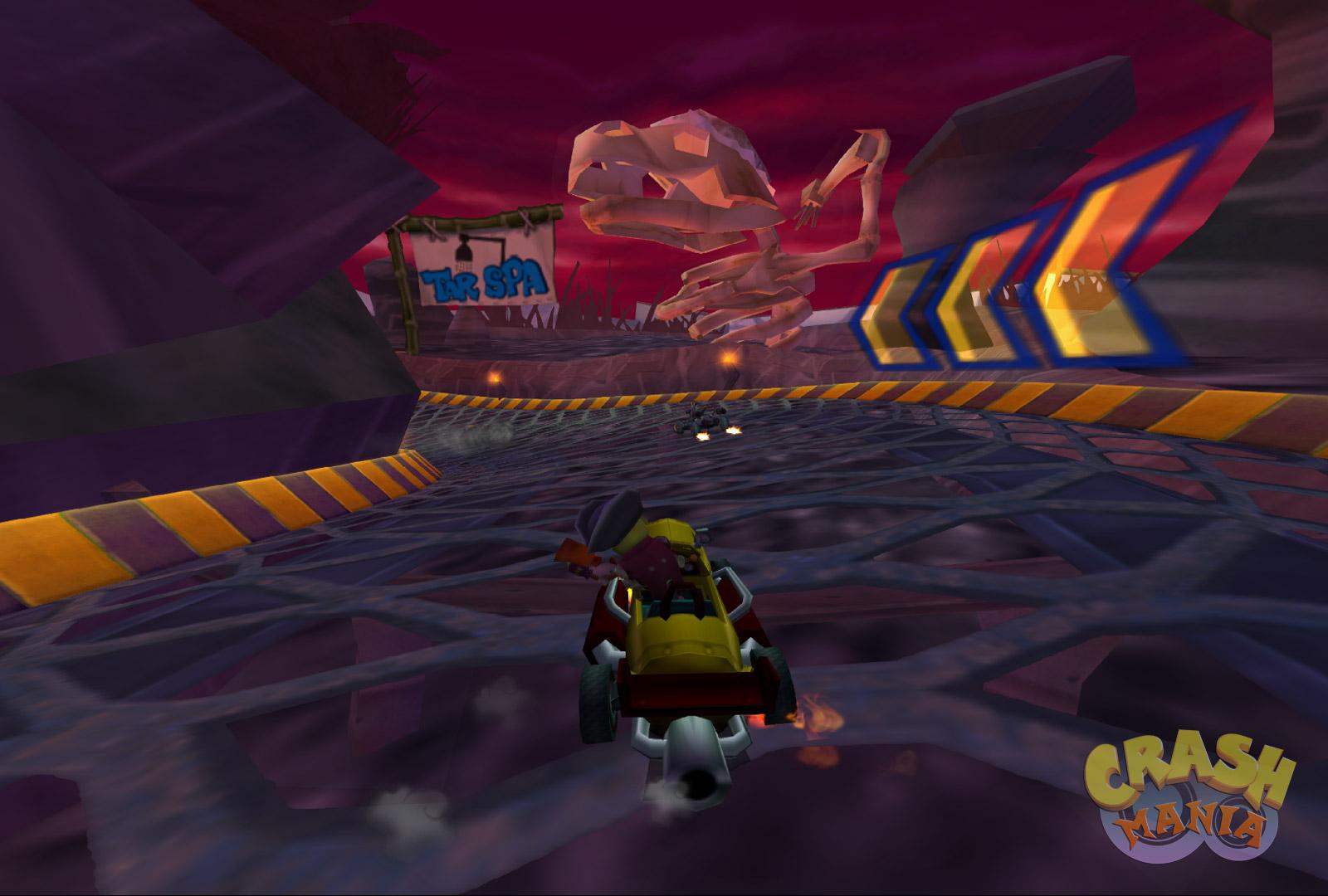 Driving Test Games >> Crash Tag Team Racing - Screenshots | Crash Mania