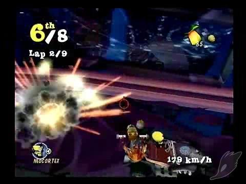 Crash Tag Team Racing - Early Beta   Crash Mania