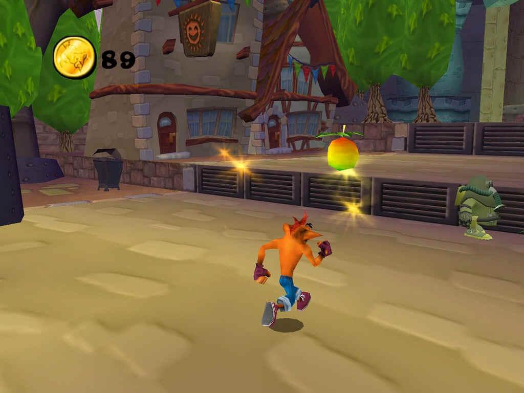 Crash Tag Team Racing - First Images   Crash Mania