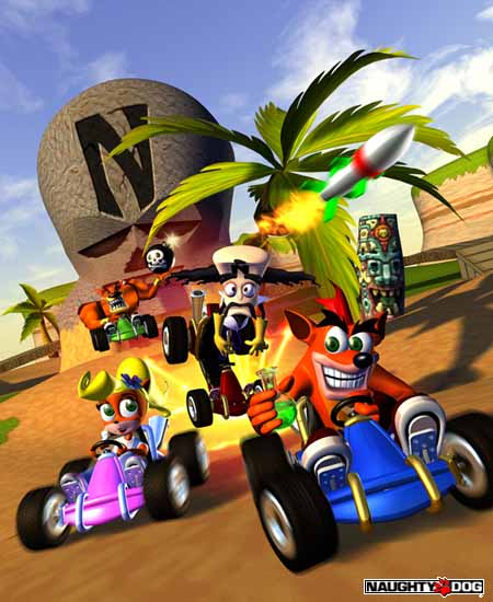 CTR: Crash Team Racing - Promotional Images
