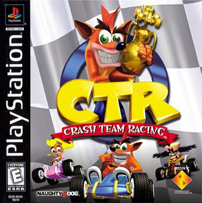 CTR: Crash Team Racing