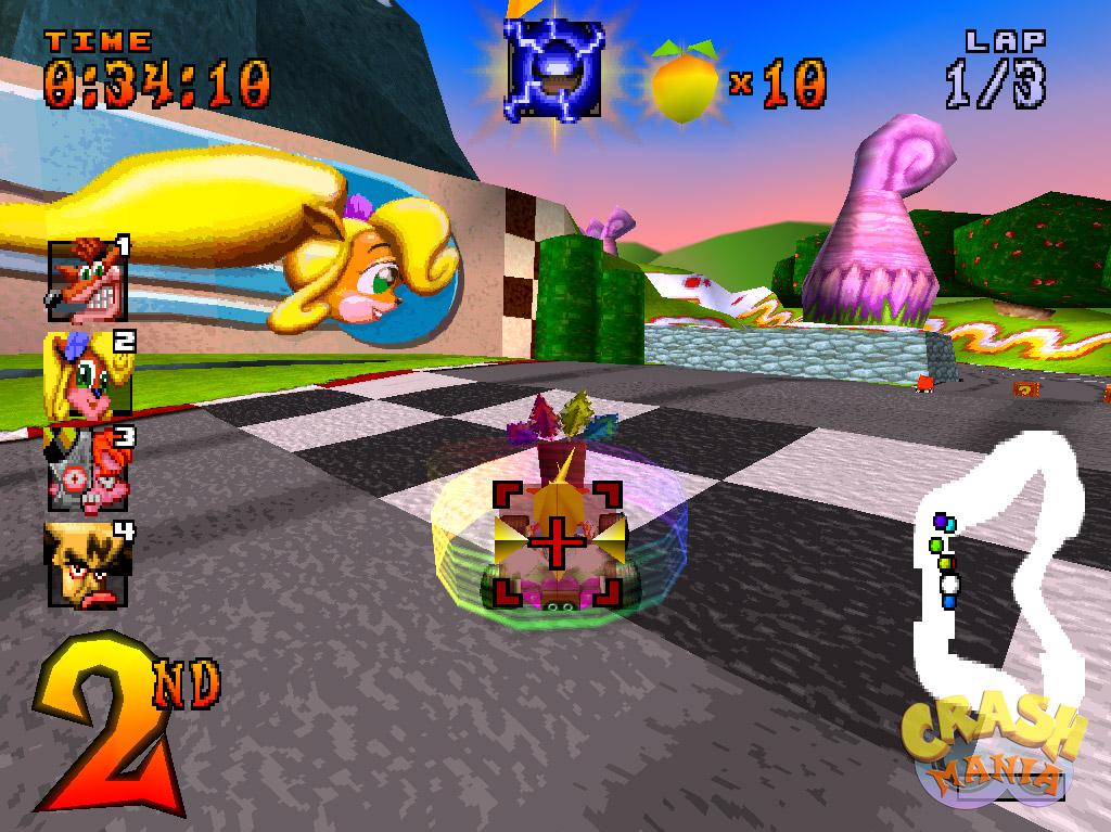 Crash Team Racing Coco