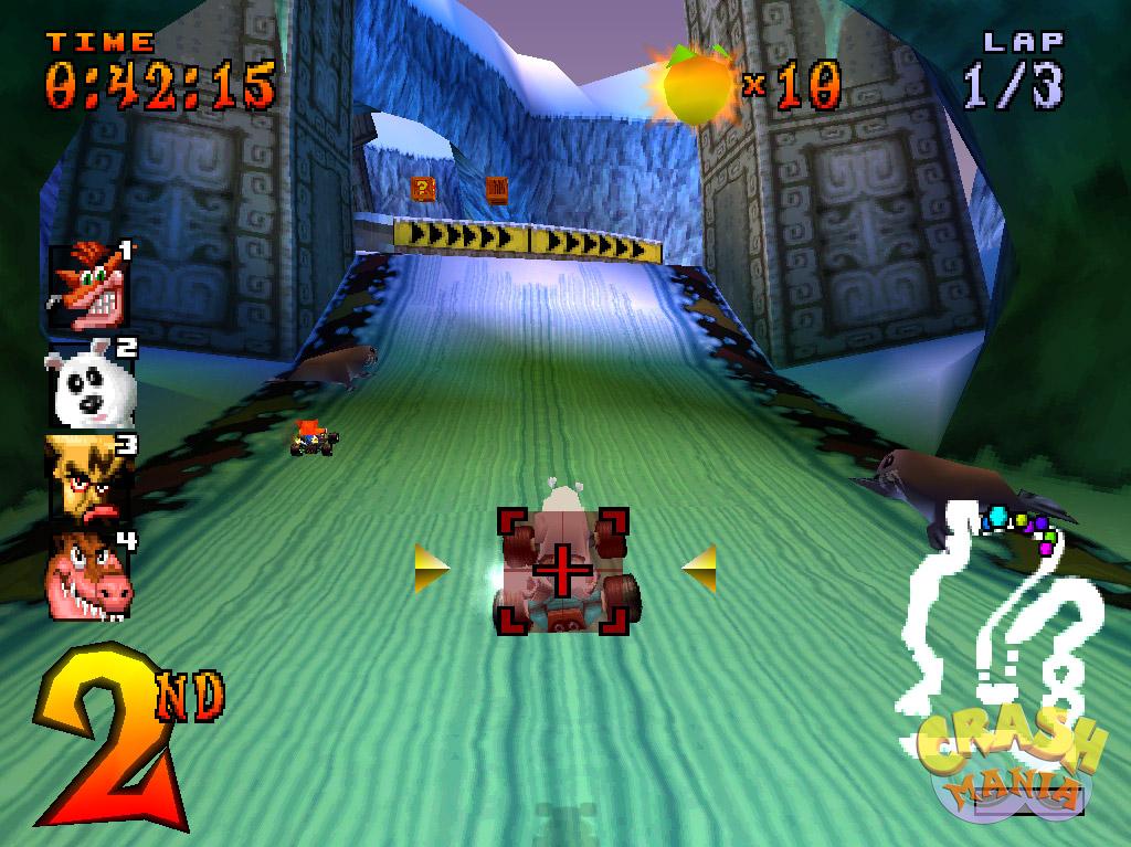 Mystery To Me >> CTR: Crash Team Racing - Screenshots | Crash Mania