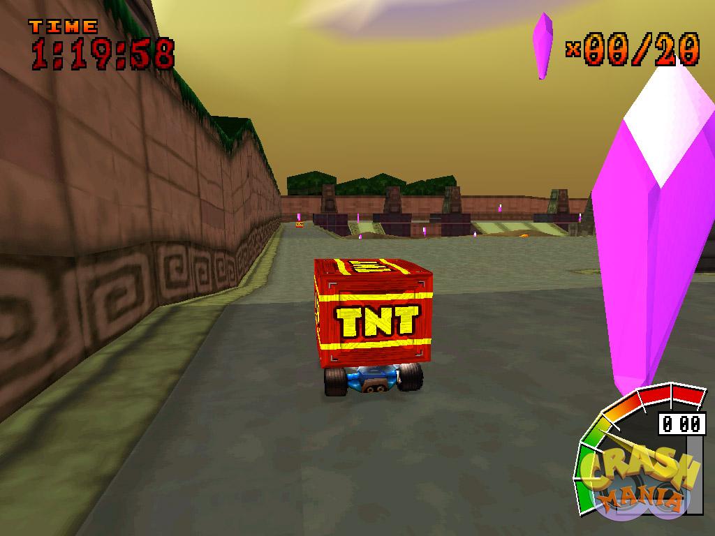 CTR: Crash Team Racing...