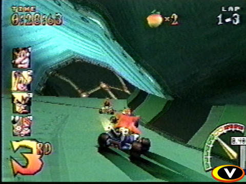 Racing Games Floating Cars