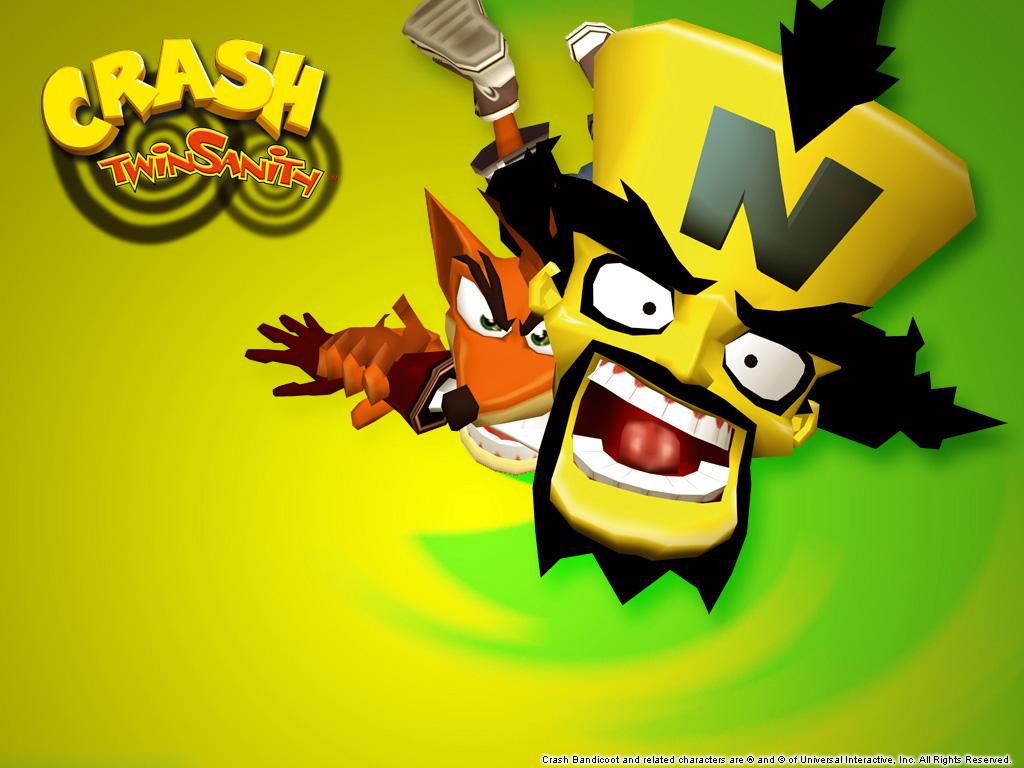 Crash Twinsanity - Promotional Images   Crash Mania