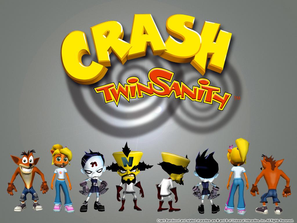 Crash Twinsanity - Promotional Images | Crash Mania