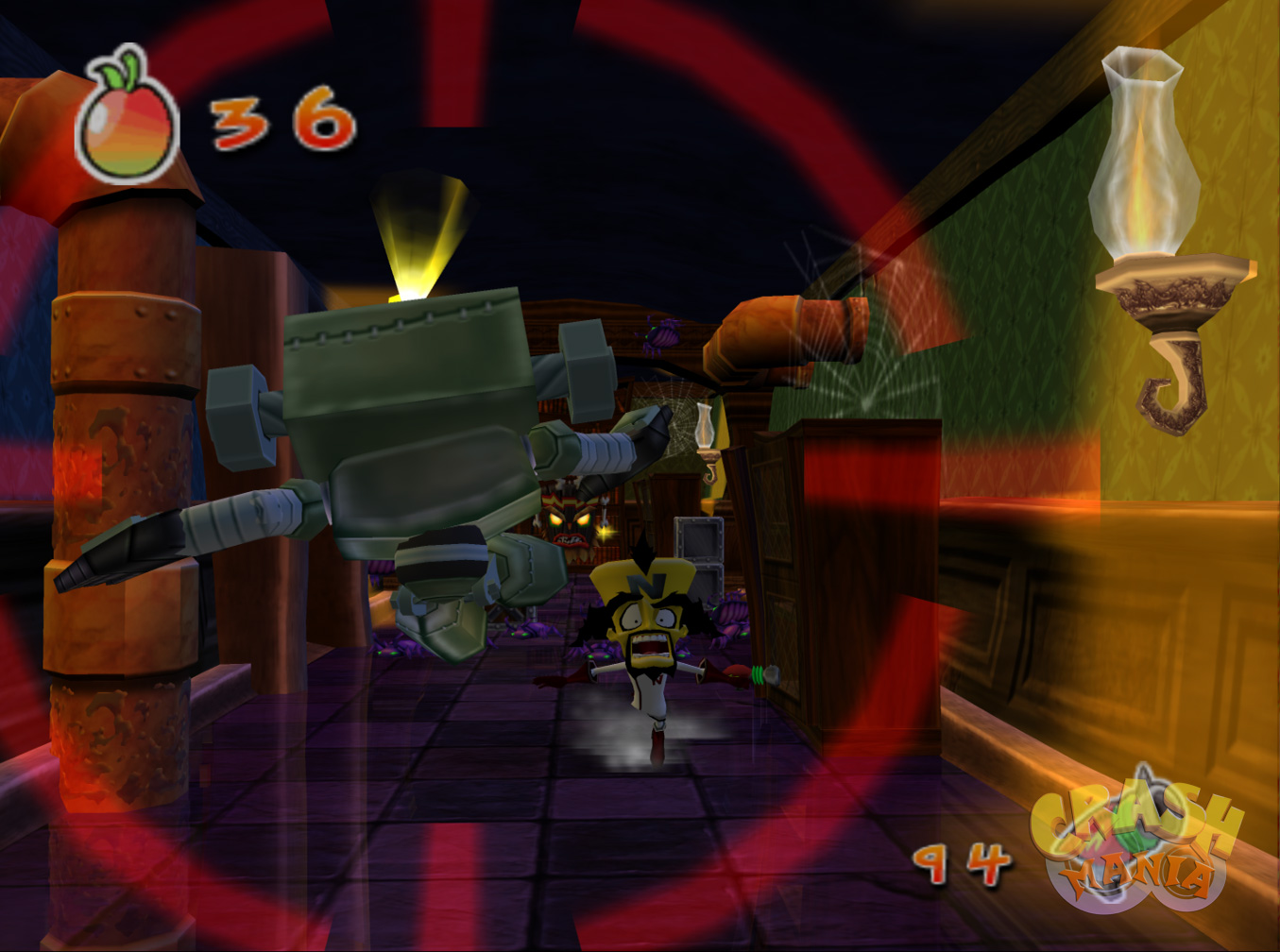 Crash Twinsanity Screenshots Crash Mania