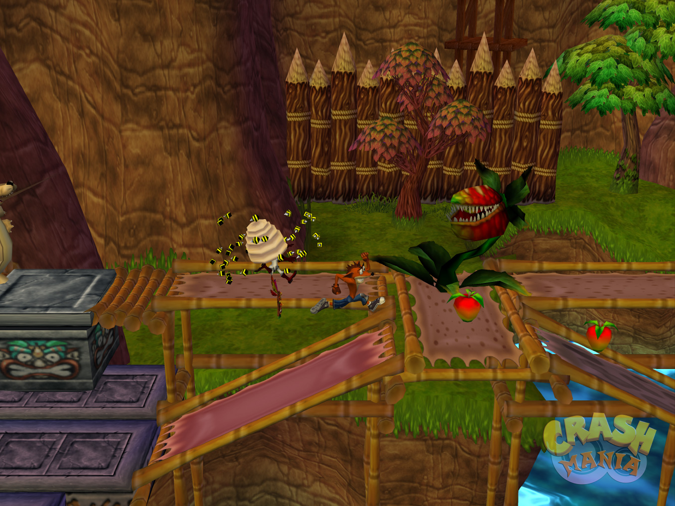 Nc Nielsen >> Crash Twinsanity - Screenshots | Crash Mania